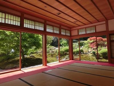 長壽寺の小方丈