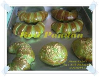 Jihan Cake Resep Roti Pandan Ncc