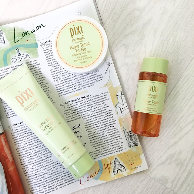 Pixi-Glow-Tonic-Mud-Glow-Cleanser-Review-Glycolic-Acid-Skincare