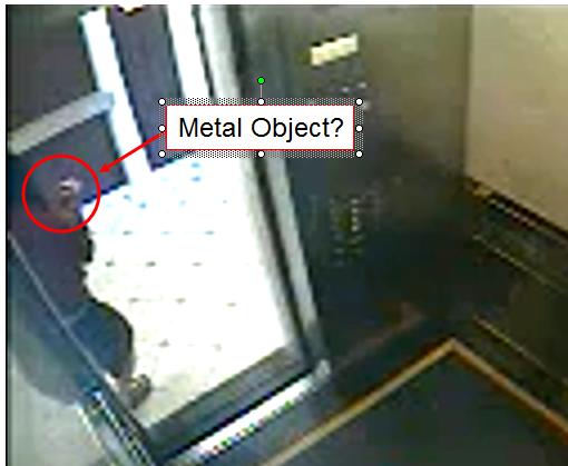 Help Find Elisa Lams Killer Metal object is gun