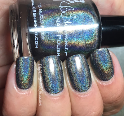 KBShimmer Coal In One