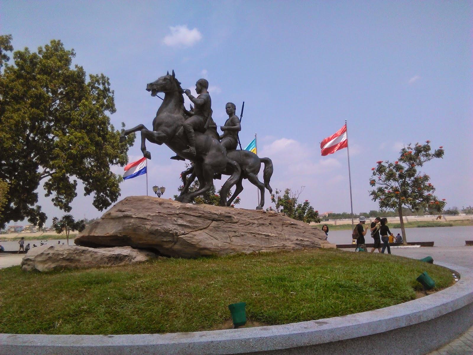 Juoksijanomadi: Phnom Penhissä jälleen