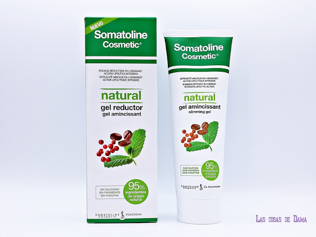 Natural Gel Reductor Somatoline anticelulitico corporal beauty belleza farmacia