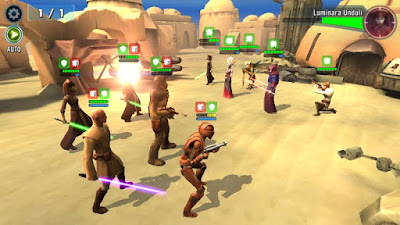 Star Wars Galaxy of Heroes Apk