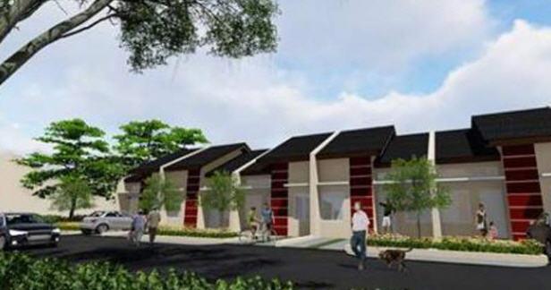 Cluster Intan Residence