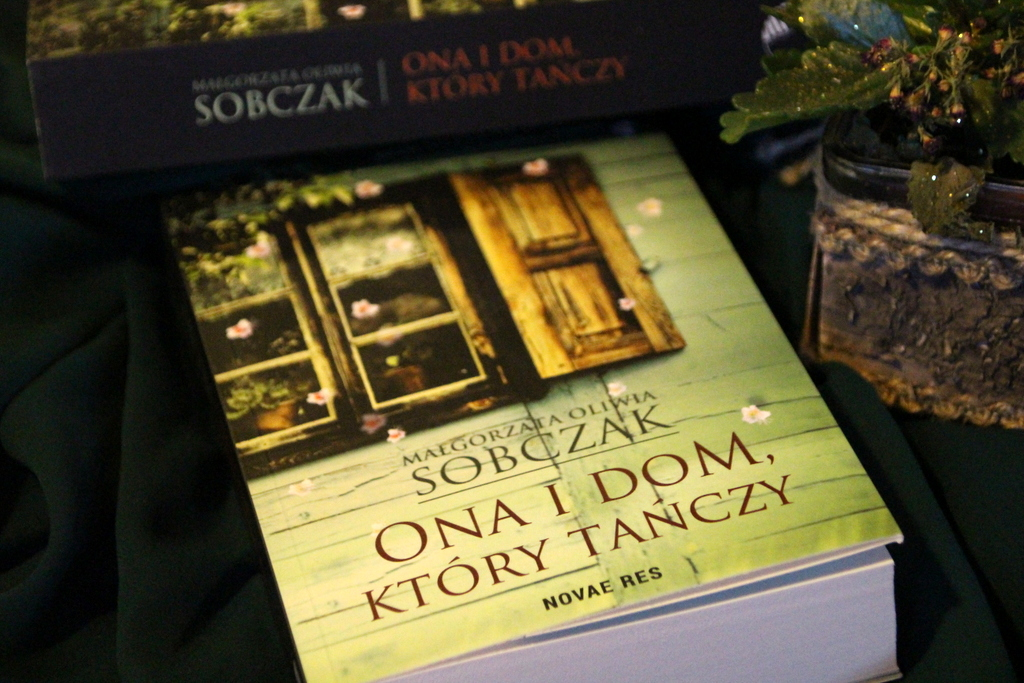 Miejsce Do Którego Warto Wracać Konkurs Subiektywnie O Książkach