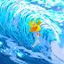 大きな波の描き方