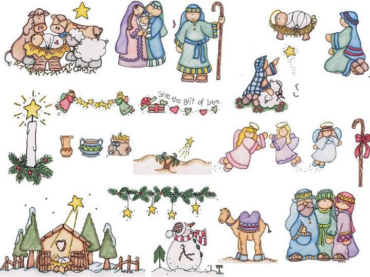 Imagenes Navideas Para Imprimir A Color. A Pocos Das De La Navidad ...