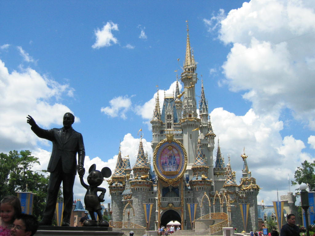 Disney World - Exotic Travel Destination