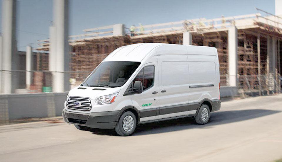 Alt Fuel Partners  Ford Cng Transit 150  250  350 3 7l Full