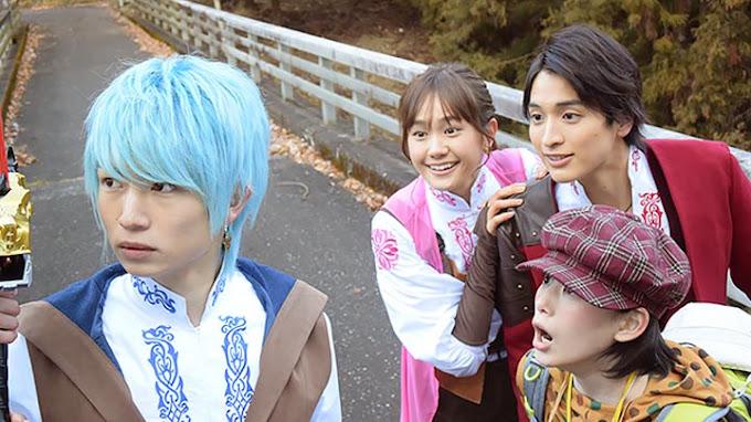 Kishiryu Sentai Ryusoulger Episode 2 Subtitle Indonesia