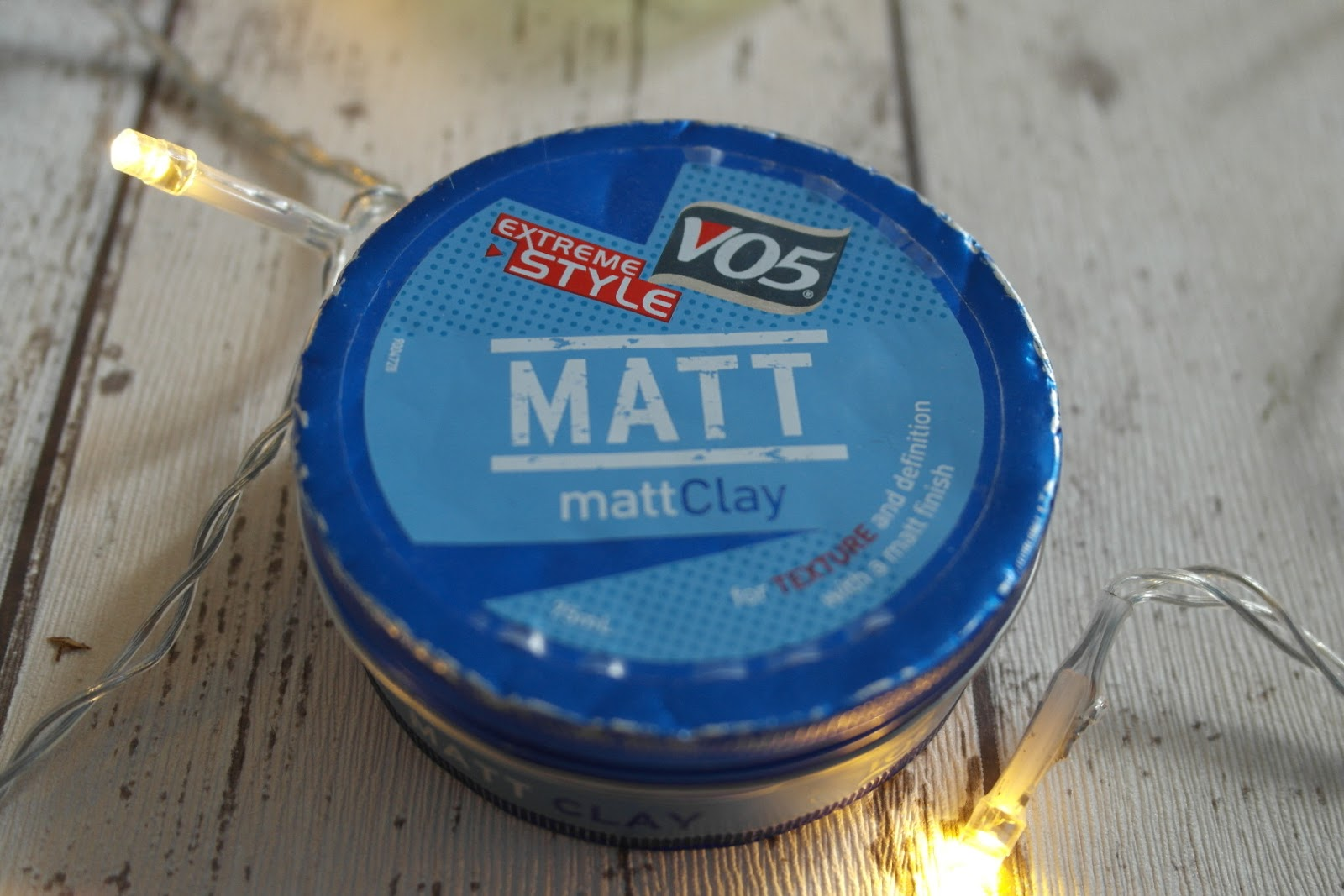 VO5 Extreme Style Matt Clay