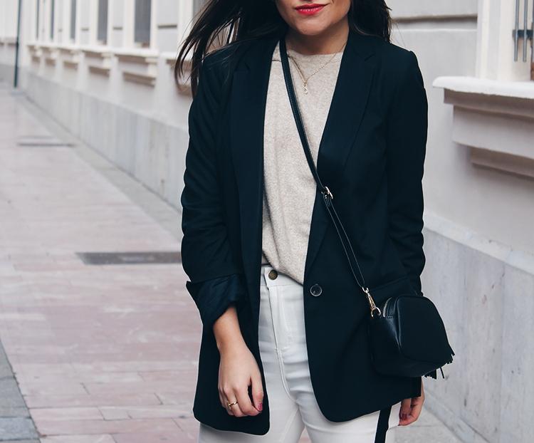outfit invierno pantalones blancos blog de moda