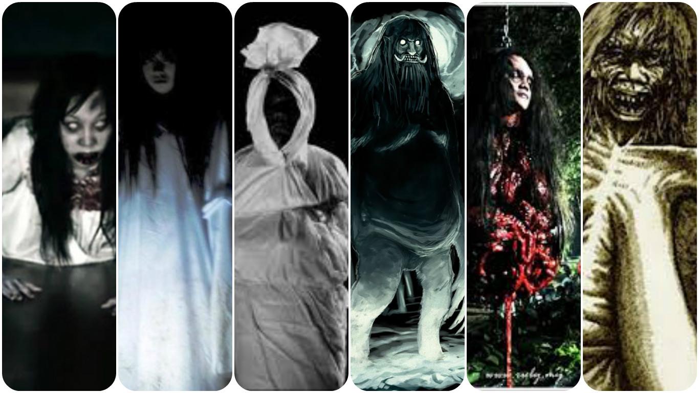 cerita gaib ini 7 sosok hantu seram yang sering menakutkan di rh misterigunungjati blogspot com video nama nama hantu di indonesia video nama nama hantu di indonesia