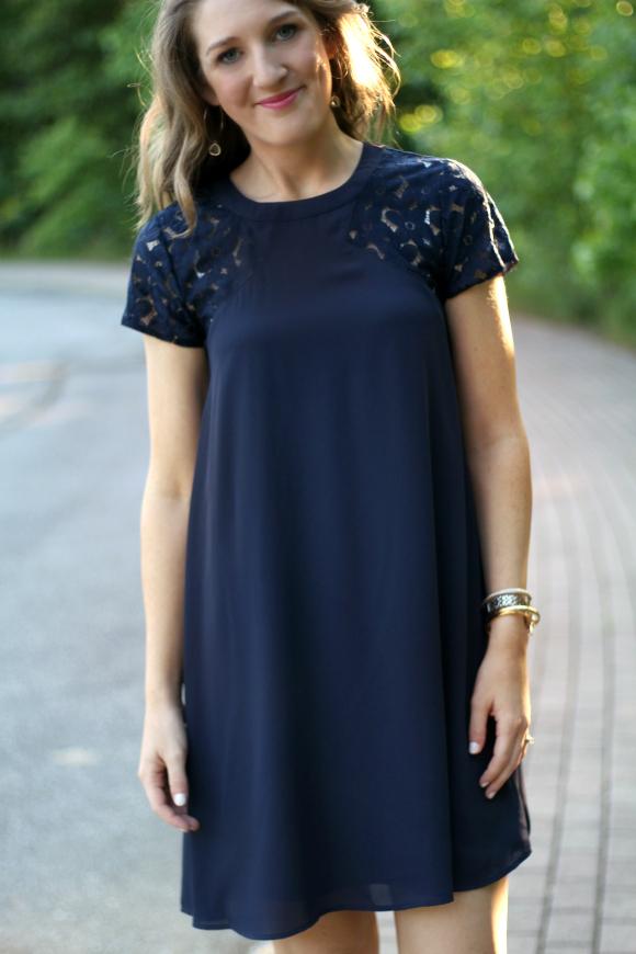 Stitch Fix May Doe & Rae Wesley Lace Dress