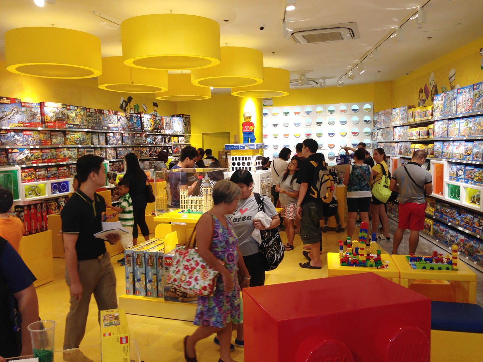 Mrsmommyholic lego certified store opens in alabang town - Showroom las palmas ...