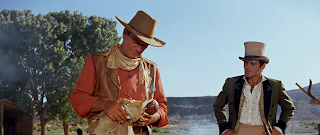 Los comancheros ( 1961 )