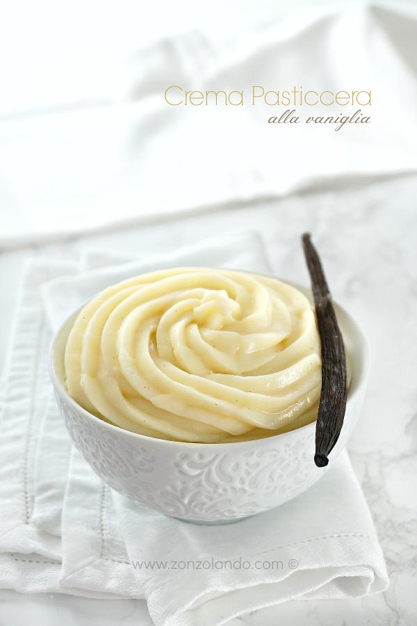 Crema pasticcera ricetta perfetta pastry cream custard perfect recipe