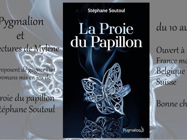 [Concours] La proie du papillon de Stéphane Soutoul - Résultat