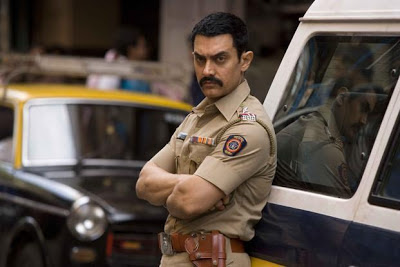 Aamir Khan as Surjan Singh Sekhawat in Talaash, Directed by Reema Kagti