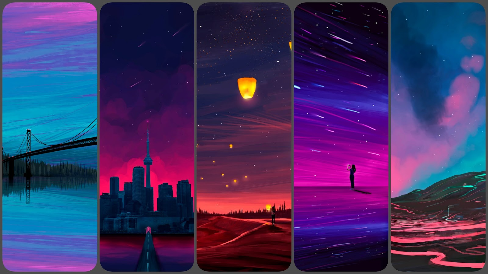 22 BEAUTIFUL PHONE WALLPAPERS