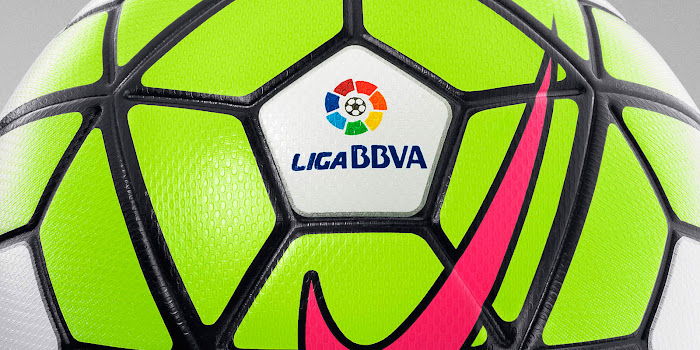 8233884ec The new Nike La Liga 2015-16 Official Match Ball features a bold design to  stand out on the pitch, set to be used for the upcoming 2015-16 La Liga  campaign.