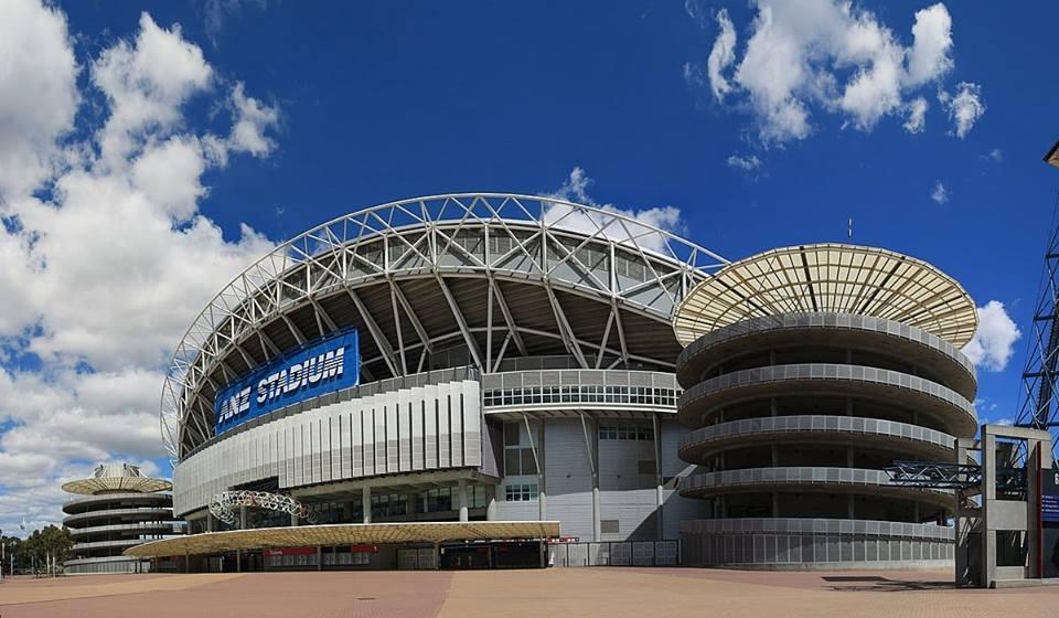 PES 2017 Australia ANZ Stadium V2 by PES Stadium Glen