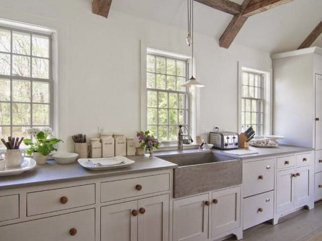 How To Paint Kitchen Cabinets The Gray Boxwood