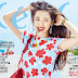 Choi Sulli is Summer-ready for CeCi