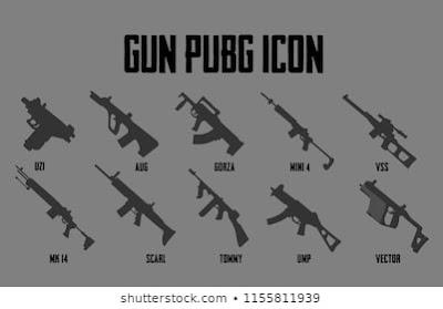 senjata pubg yang mematikan
