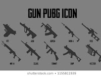 6 Senjata terbaik PUBG