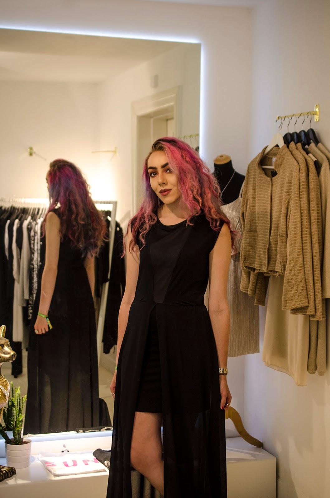 stephi lareine fashion designer
