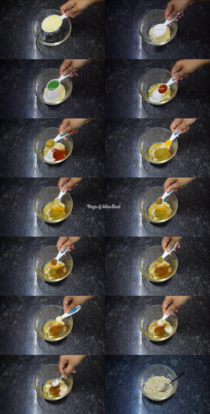 Sing Bhujia in Microwave Recipe - माइक्रोवेव सिंग भुजिया रेसिपी - Priya R - Magic of Indian Rasoi
