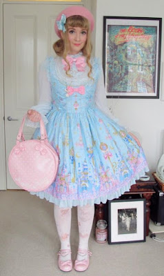 mintyfrills, kawaii, cute, sweet, pretty, inspiration,
