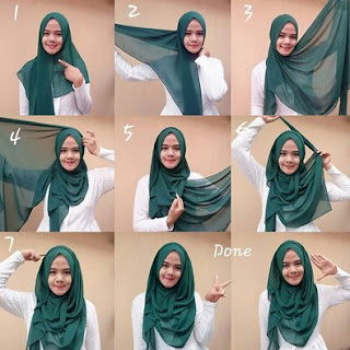 Permalink to Bergaya Simple di Tahun 2017 dengan Tutorial Hijab Antem (Anti Tembem)