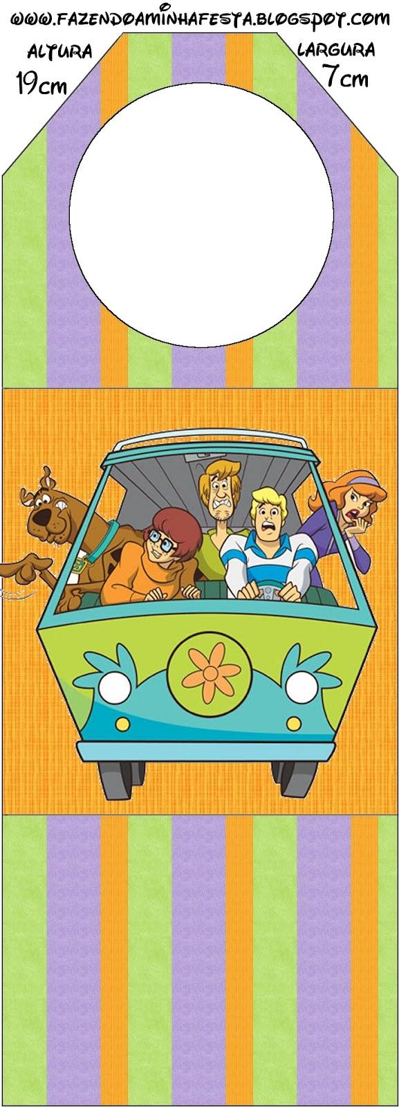 Imprimibles de Scooby Doo 2. | Ideas y material gratis para fiestas ...