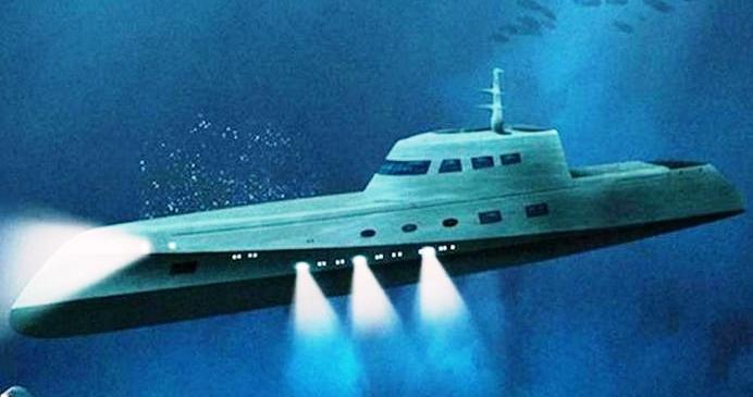 Cara Unik Rahasia Kapal Selam Dapat Mengapung dan Menyelam