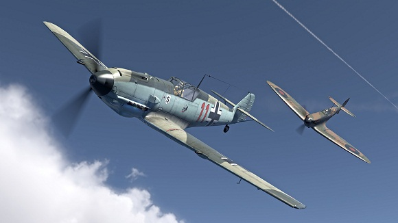 IL 2 Sturmovik Cliffs of Dover Blitz-screenshot01-power-pcgames.blogspot.co.id