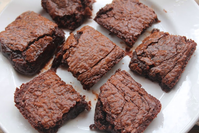 Incredible 3-Ingredient Nutella Brownies Recipe