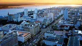 MOZAMBIQUE: De viajeros por Maputo 12