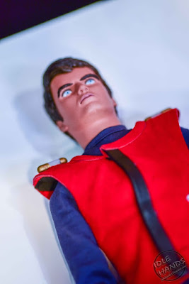 Toy Fair 2018 Big Chief Studios Captain Scarlet Figures