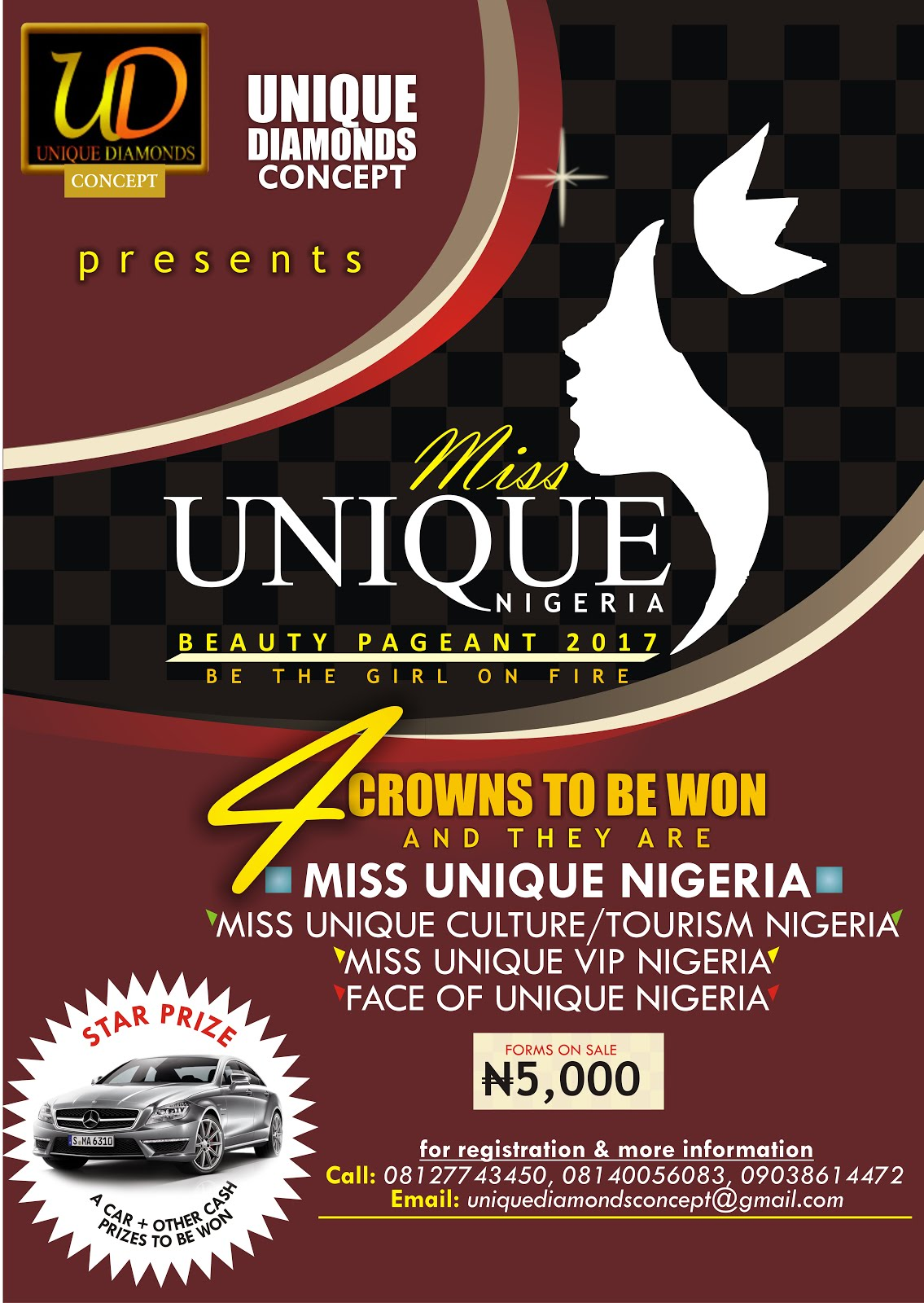 Miss Unique Nigeria