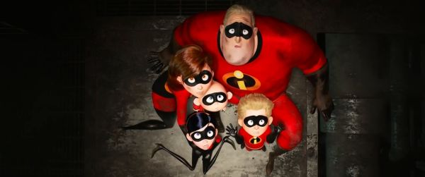 MR. INCREDIBLE: Oh, what did we do?