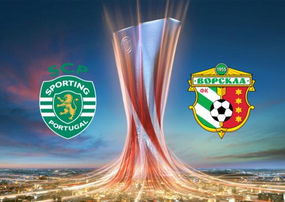 Sporting CP vs Vorskla - Highlights 13 Decembre 2018