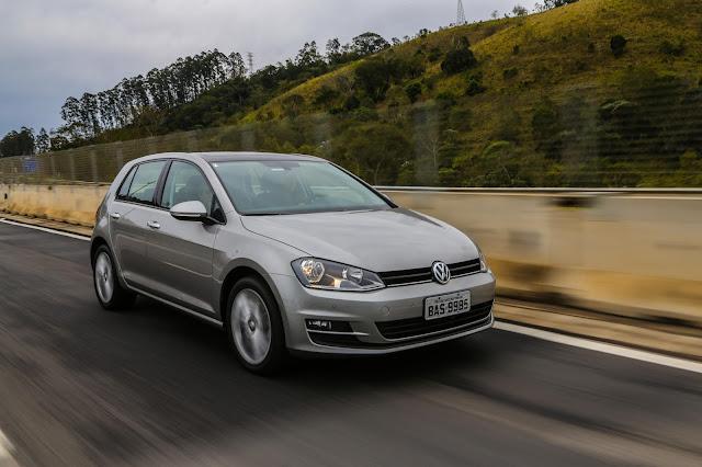 VW Golf 2017 Comfortline TSI