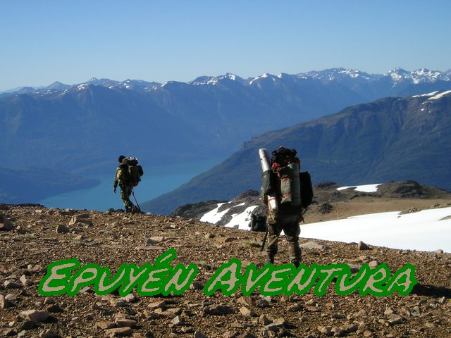 Patagonia Andina - Por los picos