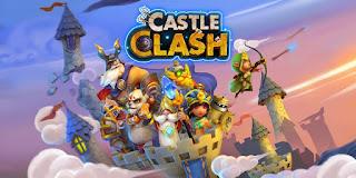 Castle Clash Apk Mod