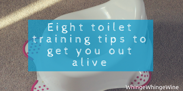 Eight toilet training tips to get you out alive with Dr Ranj's Poo Song