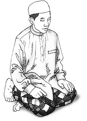 Zona Mahasiswa Download Gambar Animasi Kartun Islami Hitam Putih