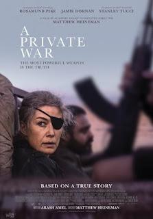 A PRIVATE WAR 2018